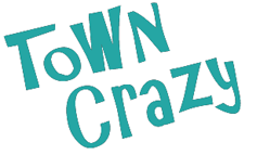 Town Crazy, by John Cullen